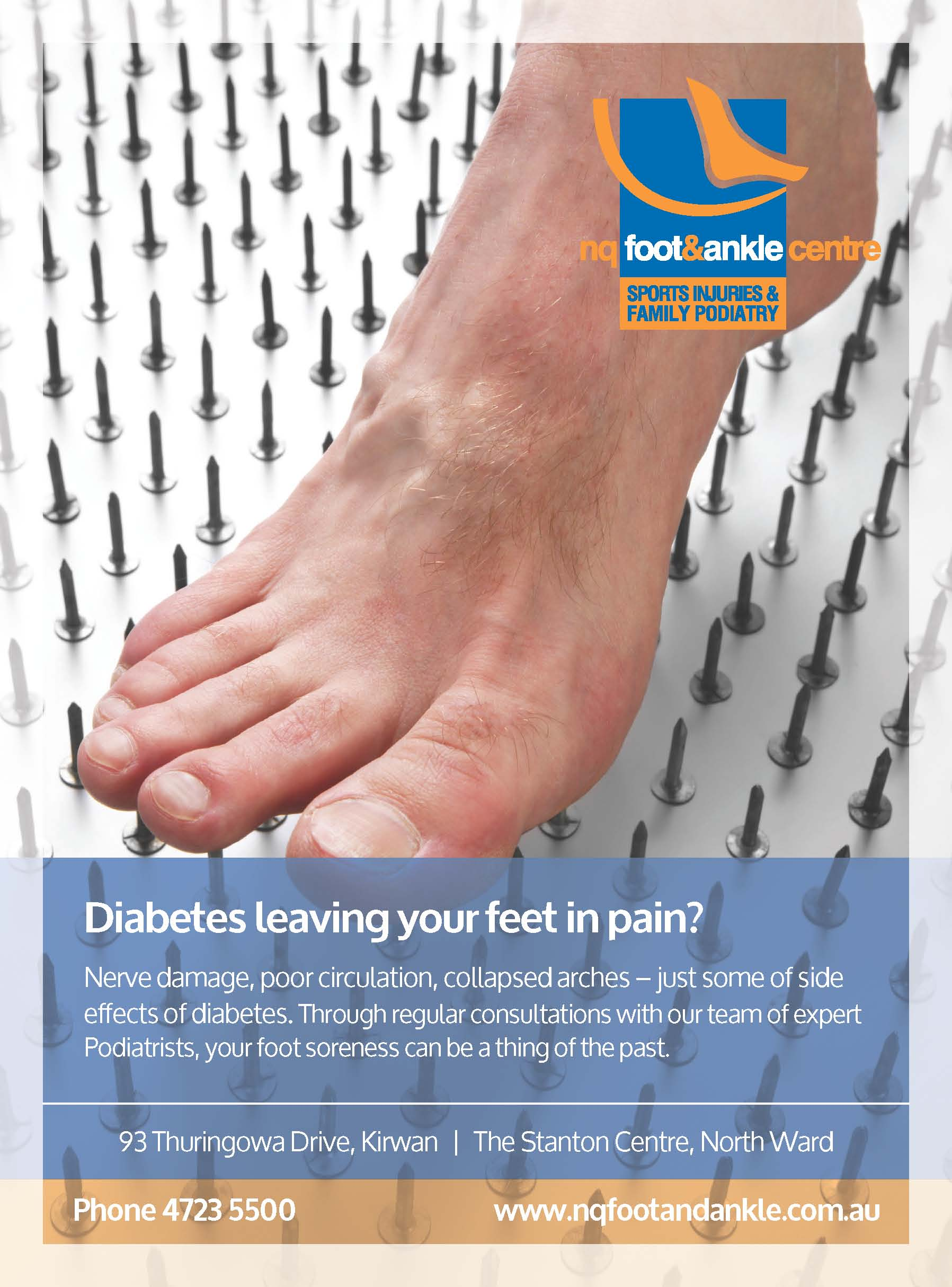 Top 10 Tips for Diabetic Foot Care